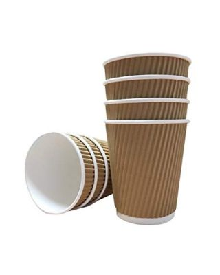 Dispo Triple Wrap Paper Cups 12oz