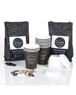 Ciao Italian Coffee Bundle Deal 12oz