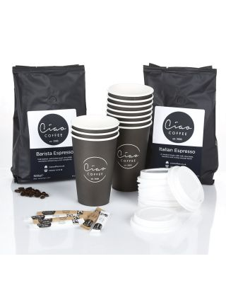 Ciao Italian Coffee Bundle Deal 16oz
