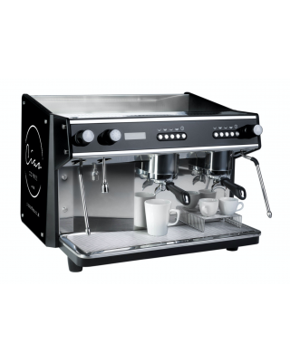 2 Group Compact Espresso Machine