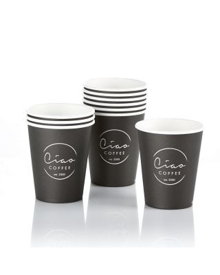 Ciao Takeaway Coffee Cups 10,000 x 8oz