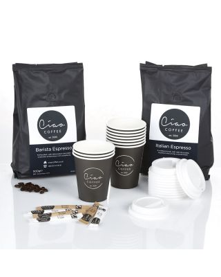Ciao Italian Coffee Bundle Deal 8oz