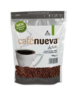 Cafe Nueva Dolce Freeze Dried Vending Coffee 10x300g