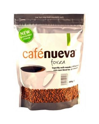 Cafe Nueva Forza Freeze Dried Vending Coffee 10x300g