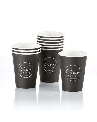 Ciao Takeaway Coffee Cups 1000 x 12oz