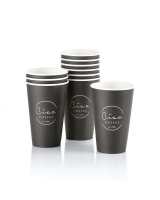 Ciao Takeaway Coffee Cups 1000 x 16oz