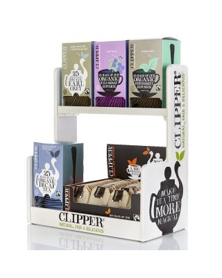 Clipper Tea Starter Kit