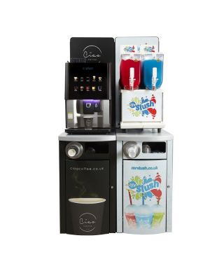 Complete Combi Serving Station VX3 Duo