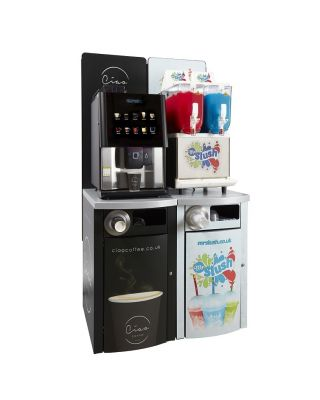 Complete Combi Serving Station