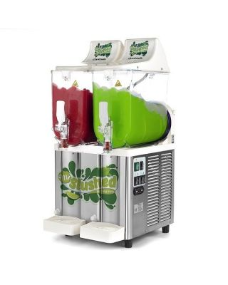 Sencotel Slush Cocktail Machine 2 x 10Ltrs
