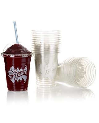 Mr Slush Cups 10oz x 1,000