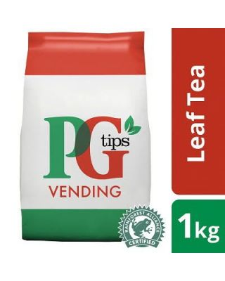PG TIPS LEAF TEA FOR VENDING 6x1kg