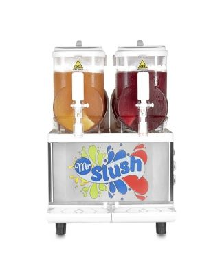 Sencotel G5 Slush Machine Bundle 2x5Ltrs