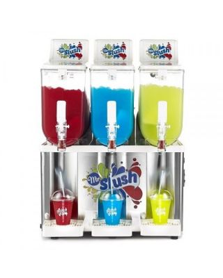 Sencotel Slush Machine 3 x 10Ltrs GB330