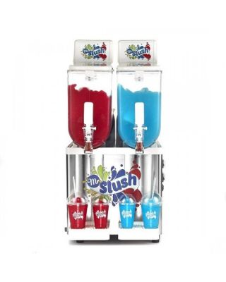 Sencotel Slush Machine Bundle 2x10Ltrs GB220
