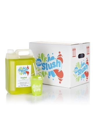 Mr Slush Syrup Tropical 4x5Ltr