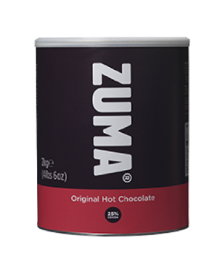 Zuma Original Hot Chocolate 4x2Kg