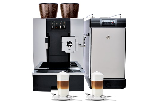 Jura Bean to Cup Machine