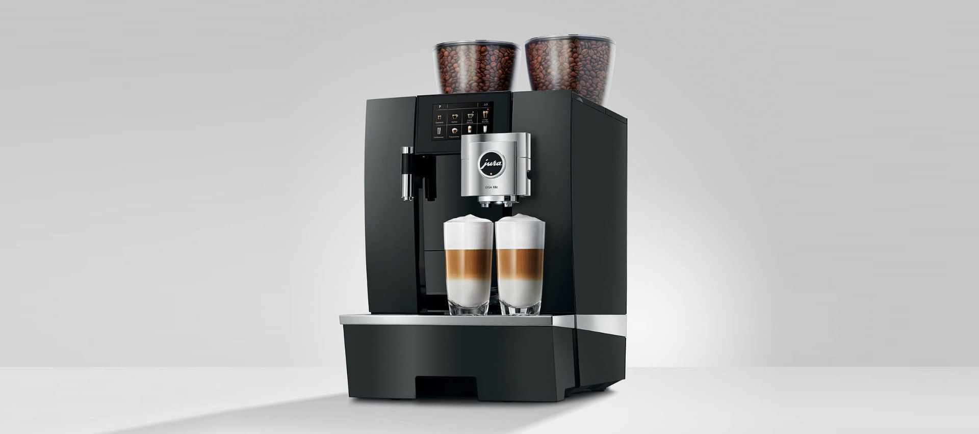 Jura Giga x8c Bean to Cup Coffee Machine