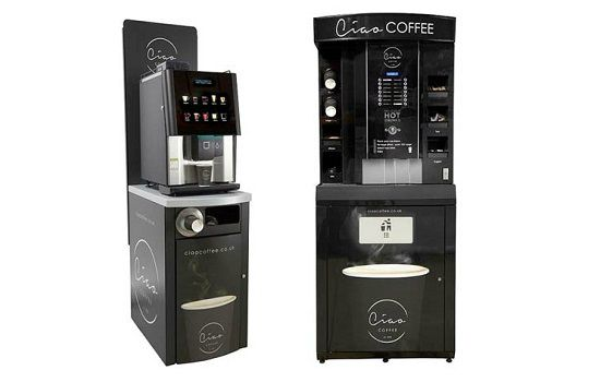 Coffee to Go Machines