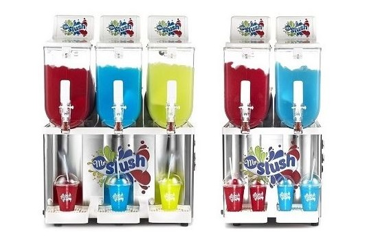 Slush Machines Supplies